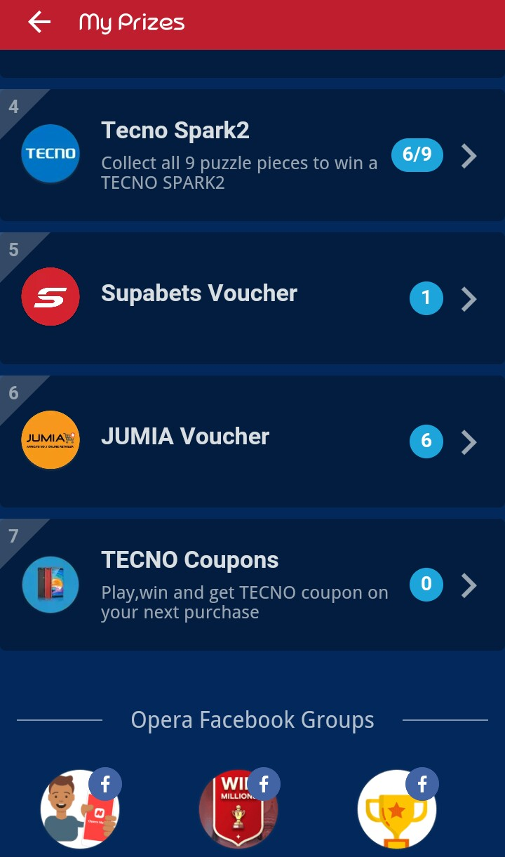Get Free Airtime Vouchers Phone and More with OperaNews - Naijatweaks