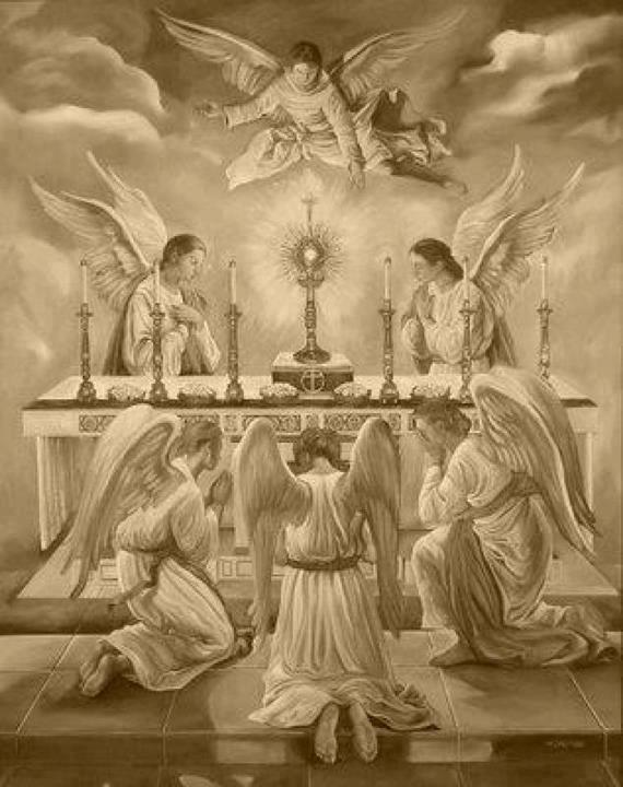 Was Ist Eucharistie