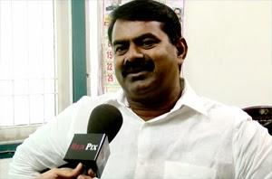 Even My Mother Will Vote For Jayalalithaa – Naam Tamilar Seeman