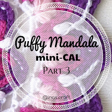 Puffy Mandala mini-CAL (Part 3)