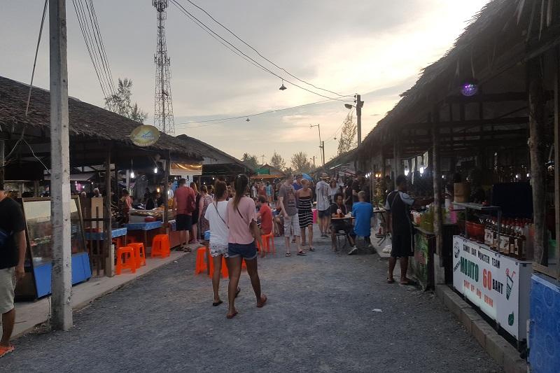 Food Market Thailand