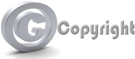 copyright otomatis