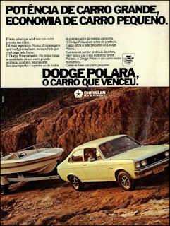 propaganda Dodge Polara 1800 - 1976, Dodge 1976, chrysler anos 70, carro antigo chrysler, anos 70, década de 70, propaganda anos 70, Oswaldo Hernandez,