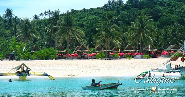 Calaguas Mahabang Buhangin Beach - Schadow1 Expeditions