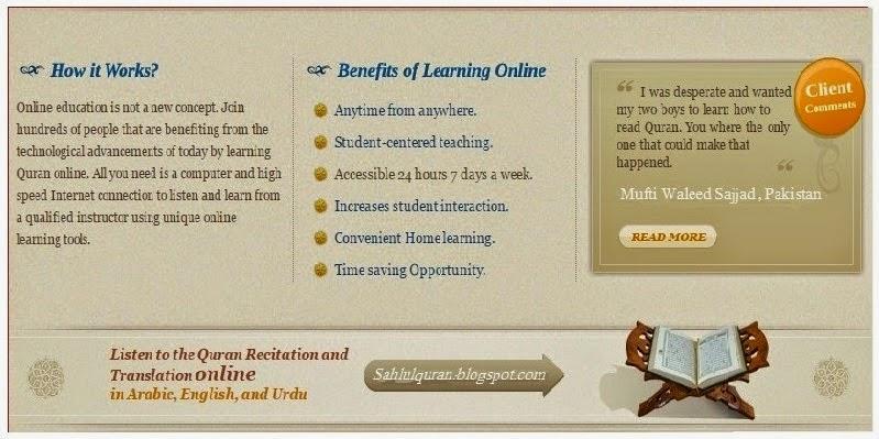 learingquran, Quranteaching'fullteaching