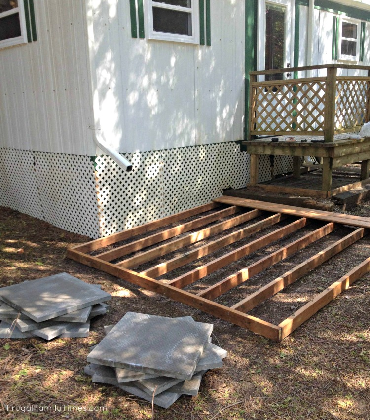 how to make a hot tub deck for 250 and 2 hours work for. Black Bedroom Furniture Sets. Home Design Ideas