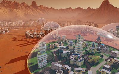 Surviving Mars Game Screenshot 4