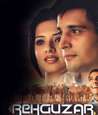 Poster Of Bollywood Movie Rehguzar (2006) 300MB Compressed Small Size Pc Movie Free Download worldfree4u.com