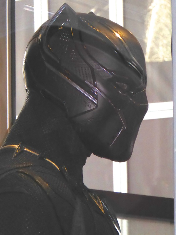 Black Panther mask Captain America Civil War
