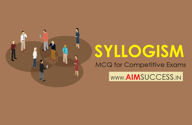 Syllogism for IBPS PO / Clerk Exam 2018 : 03 October