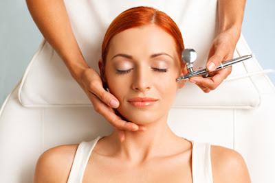 Oxygen Facial Treatment cara mencerahkan wajah