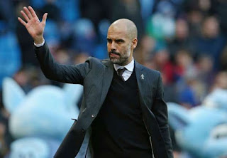 Sport: Man City set to make Guardiola world's highest-paid coach