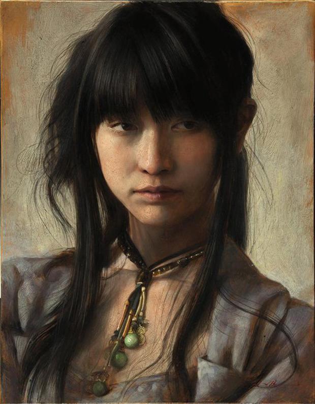 Pinturas incríveis de Osamu Obi