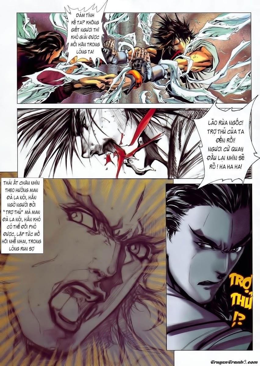 Lục Đạo Thiên Thư chap 19 - Trang 24