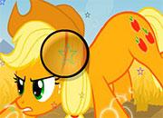 Applejack Estrellas Ocultas
