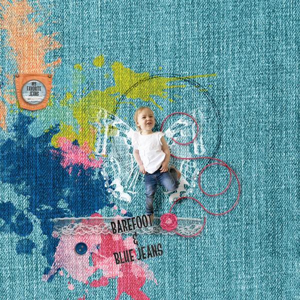sweety © sylvia • sro 2017 • created by jill • blue jeans & butterflies