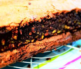 ricetta torta cioccolato pistacchio compleanno