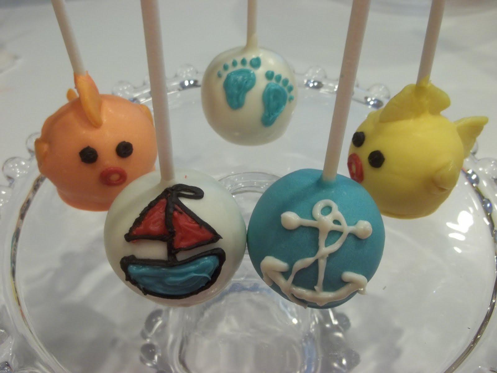 Island Girl Cakes Tm Nautical Theme Baby Shower