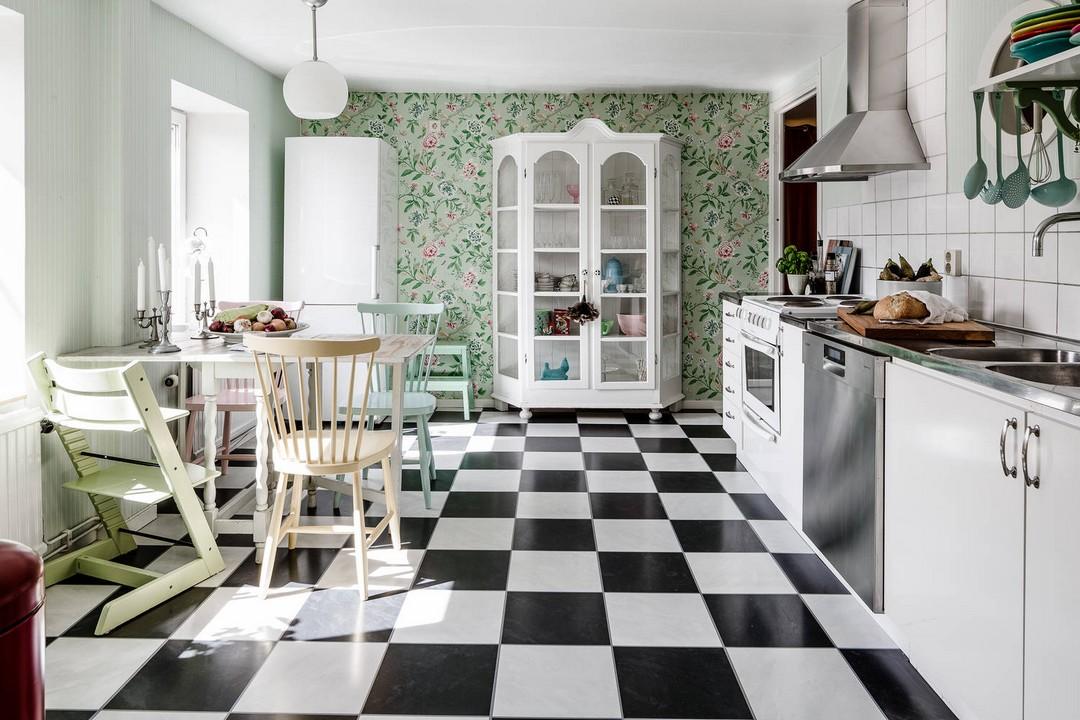 d couvrir l 39 endroit du d cor une cuisine joyeuse. Black Bedroom Furniture Sets. Home Design Ideas