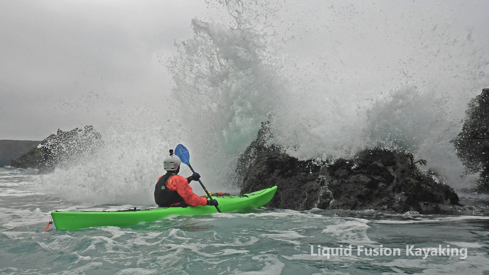 Sea Kayaking Safety and Rescue From mild to wild the essential guide for beginners through experts