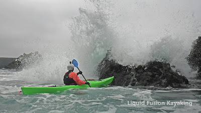 2019 Sea Whitewater and Surf Kayaking