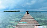 pulau bira besar - paket wisata pulau harapan kepulauan seribu utara jakarta