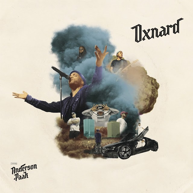 Music: Anderson .Paak – Trippy Ft. J. Cole