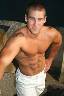 Peter Gaiser South African fitness model