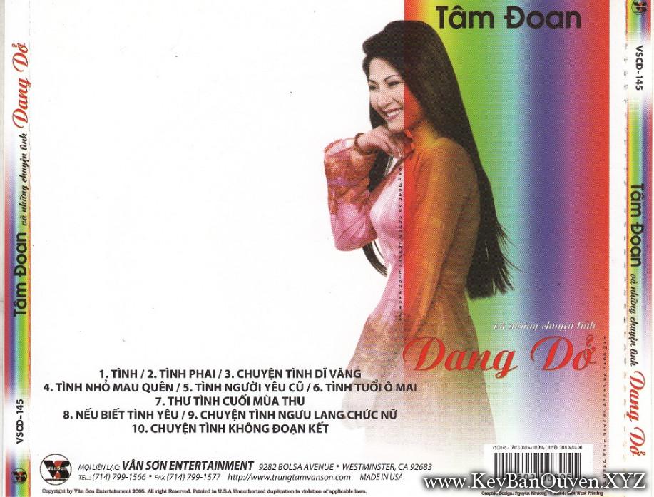 Tâm Đoan - Và Những Chuyện Tình Dang Dở (2006) [WAV]