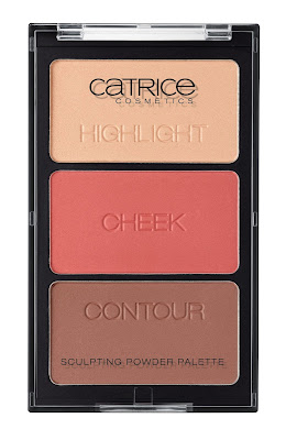 Catrice Contourious palette