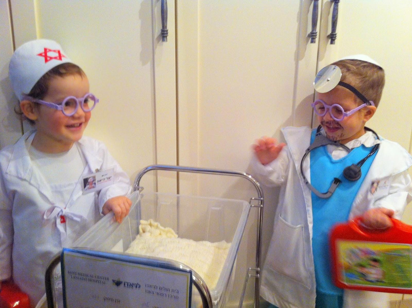 IMG 5321 - התחפשנו לרופאים!!!