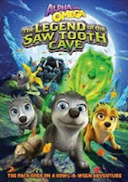 Alpha And Omega: The Legend of the Saw Toothed Cave (2014) online y gratis