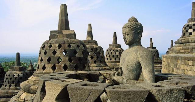 Teori Masuknya Agama Hindu, Budha, dan Islam ke Indonesia