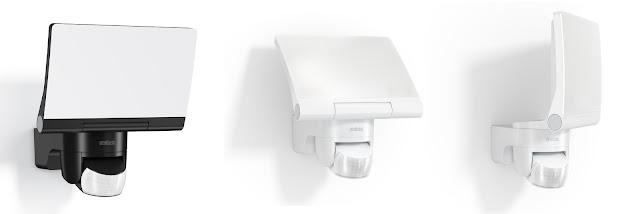Proiectoare LED cu senzor de mișcare pentru exterior