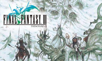 Final Fantasy III Mod Apk + Data Download