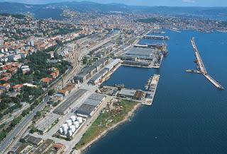 Trieste si conferma primo porto d'Italia nel 2016