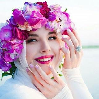 رمزيات بنات يرتدون الحجاب جميلة جدا