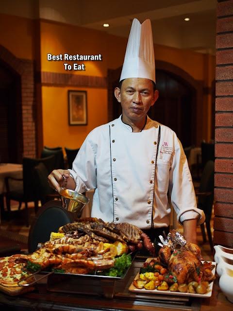 CHRISTMAS 2018 DINNER & NEW YEAR 2019 BBQ Menu By Chef