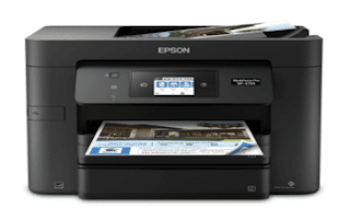 Epson WorkForce Pro WF-4734 Driver Download For Windows and Mac OS