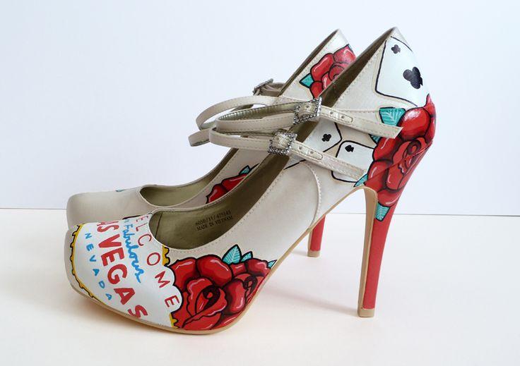 544cbb76c Onde comprar sapatos femininos em Las Vegas