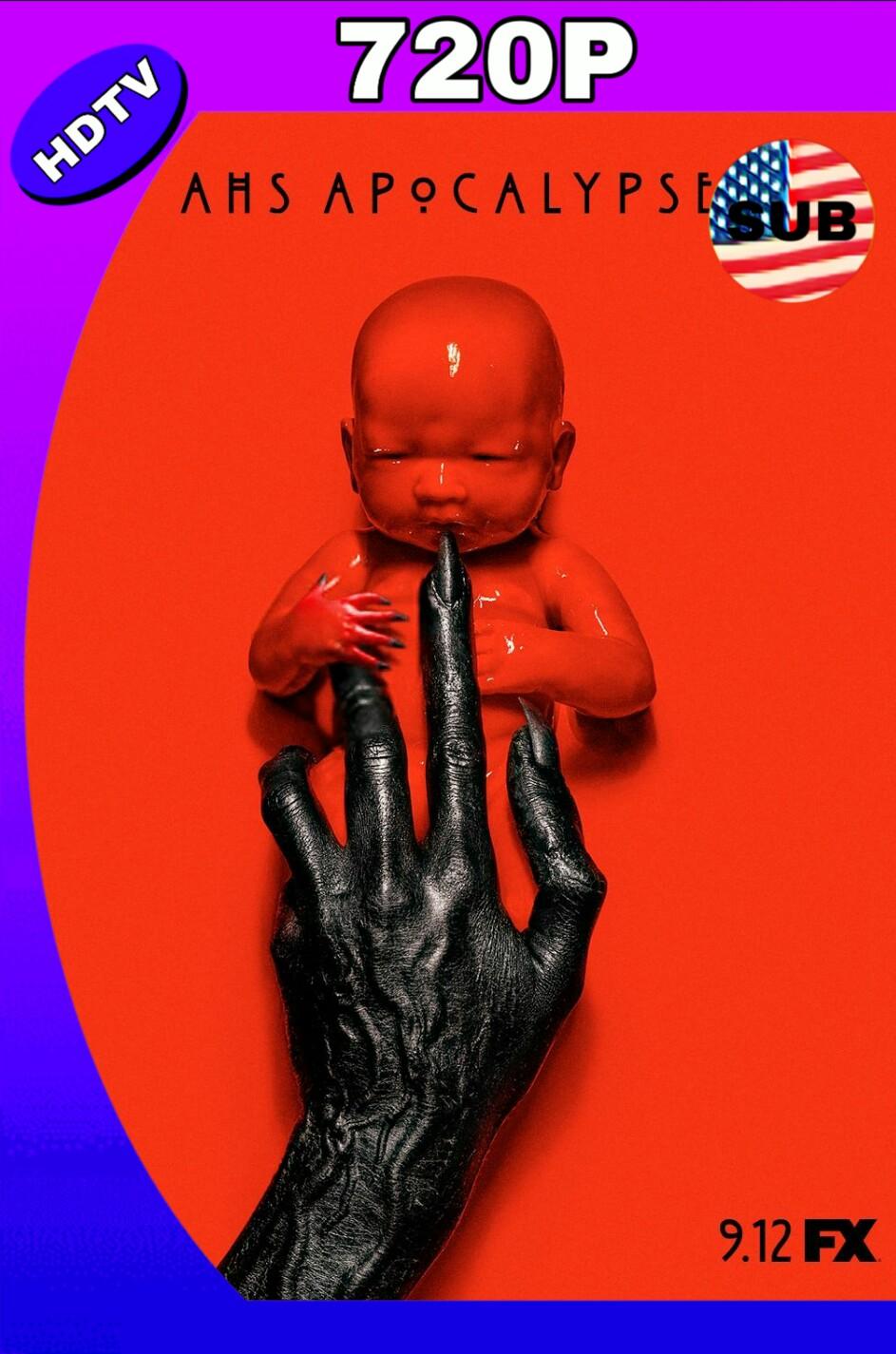 American Horror Story Temporada 8 (05/10) HD 720p Subtítulado [Google Drive]