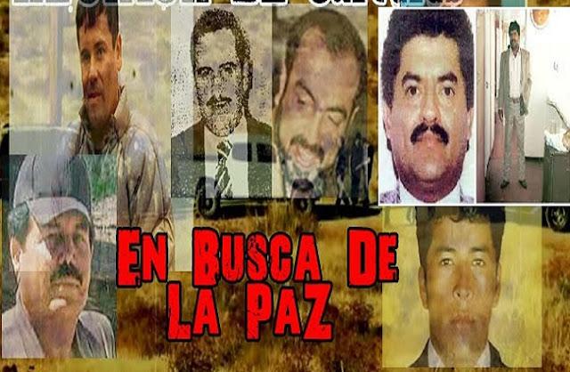 """""""El Azul"""" El capo que soñaba con terminar las disputas violentas entre los Cárteles"""