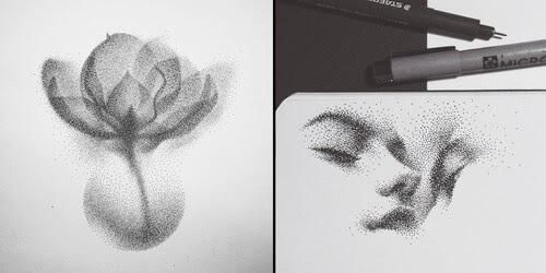00-Eric-Wang-Stippling-Drawings-www-designstack-co