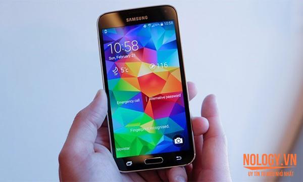 Thiết kế của Galaxy S5 cũ