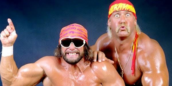 Hulk Hogan diz que se reconciliou com Randy Savage antes da morte dele