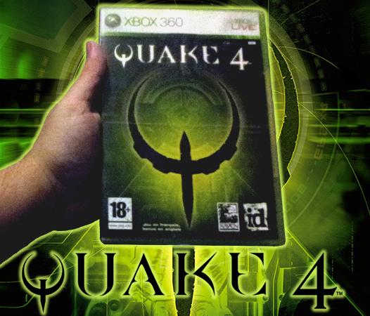 VGR QUAKE 4 | G33K Life