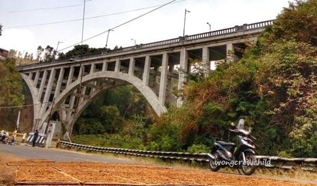 jembatan sigandul indah kledung temanggung