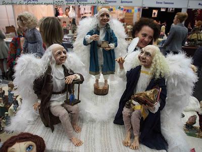 Весенний бал авторских кукол 2017 фотоотчет
