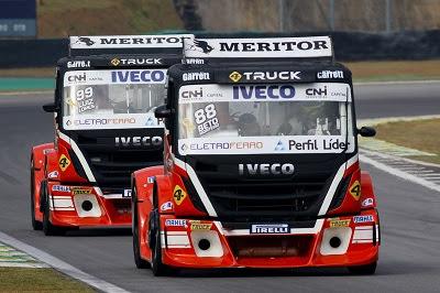 Campo Grande (MS) recebe a quinta etapa da Copa Truck 2018