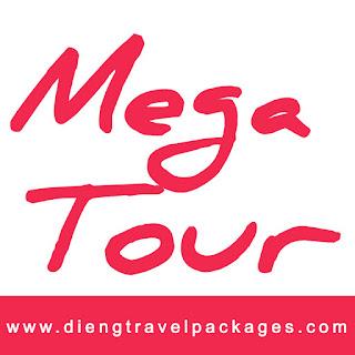 mega tour dieng